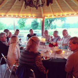 Private Supper wine club Nutbourne Vineyards