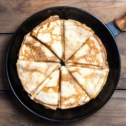 Pancake Pairings from Nutbourne